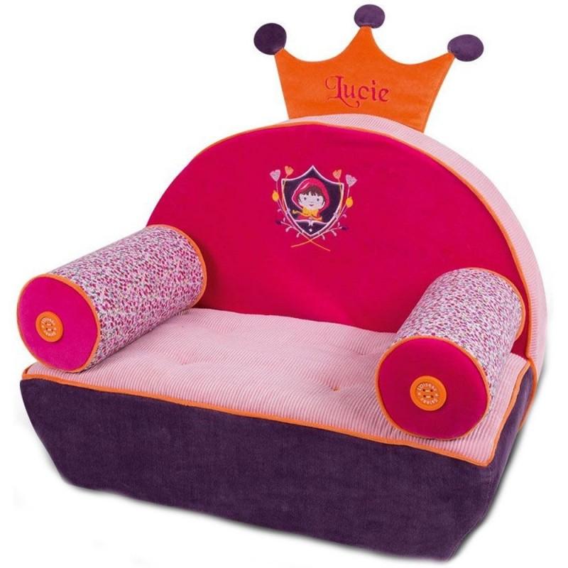 Fotel dla dzieci Czerwony Kapturek, L'Oiseau Bateau