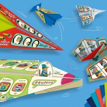 Origami Samoloty, Djeco