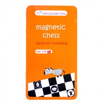 Szachy magnetyczne gra +6, The Purple Cow