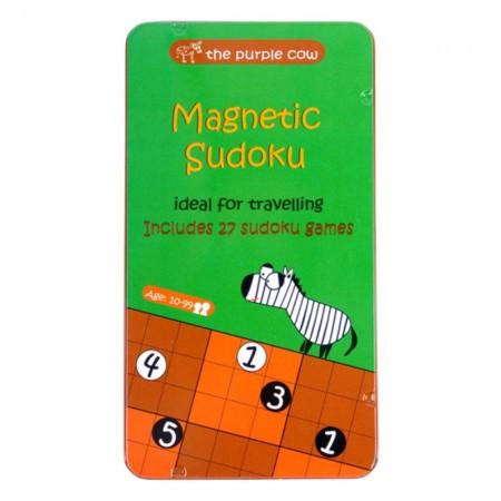 Sudoku magnetyczne, The Purple Cow