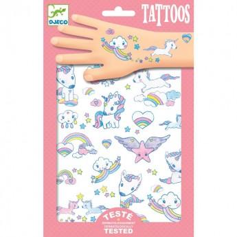 Jednorożce tatuaże, Djeco