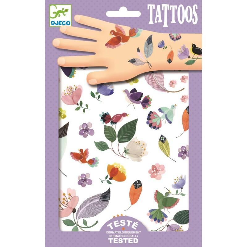 W locie tatuaże, Djeco