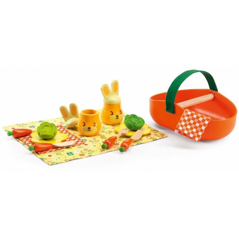 Piknikowy zestaw Jojo, Djeco