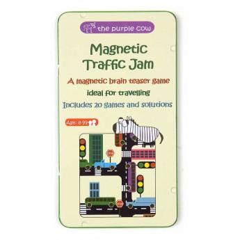 Korki drogowe gra magnetyczna, The Purple Cow