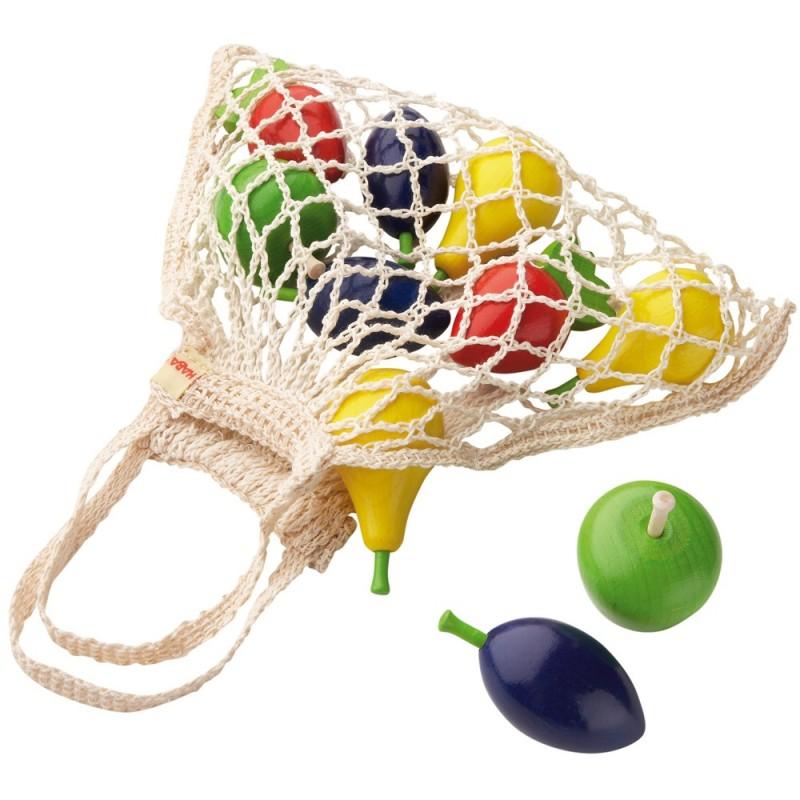Haba Owoce w siatce, zabawka w sklep i gotowanie