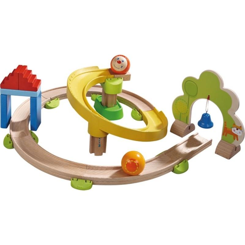 Tor Spirala, kulodrom dla 2 latka Kullerbu, Haba