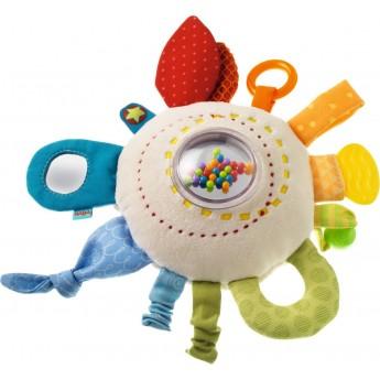 Tęczowy Krąg edukacyjna zabawka +6mc, Haba