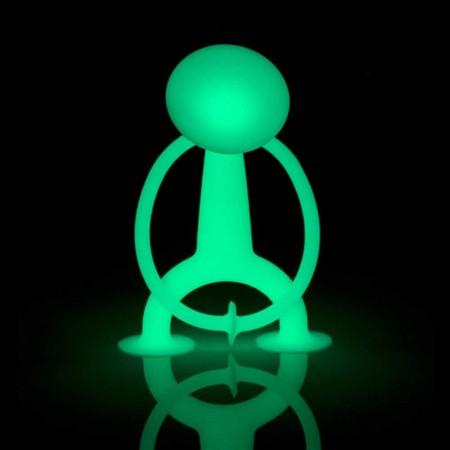 Oogi Junior Glow zabawka kreatywna z przyssawkami +3