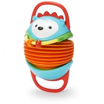 Skip Hop Jeż akordeon dla niemowląt zabawka muzyczna