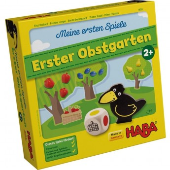 W Ogrodzie pierwsza gra dla 2 latka, Haba