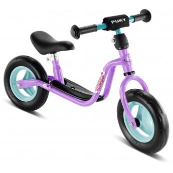 Rowerek biegowy LRM fioletowy 2+, Puky