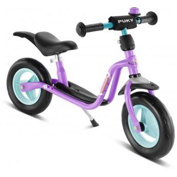 Rower biegowy LR M Plus fioletowy 2+, Puky
