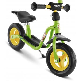 Rower biegowy LRM Plus zielony dla 2 latka, Puky