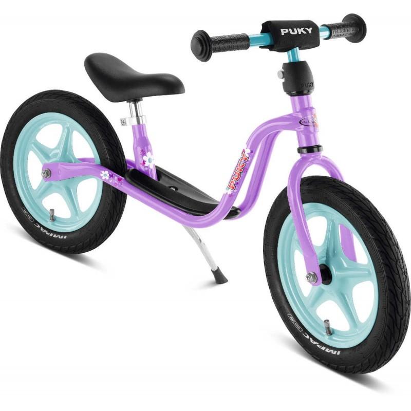 Rowerek biegowy LR 1L fioletowy 3+, Puky