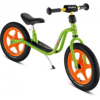 Rowerek biegowy LR 1L zielony 3+, Puky