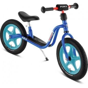 Rowerek biegowy LR 1L Br niebieski Football z hamulcami, Puky