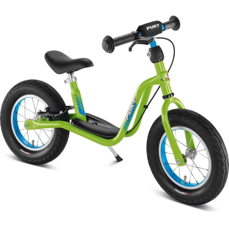 Rower biegowy LR XL kiwi-niebieski 3+, Puky