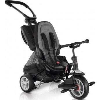 Rowerek trójkołowy spacerówka CAT S6 Ceety czarny, Puky