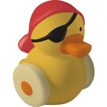 Kaczka Pirat psikawka zabawka do kąpieli, Haba
