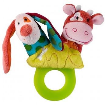 Gryzak dla niemowląt Piesek Jef, Lilliputiens