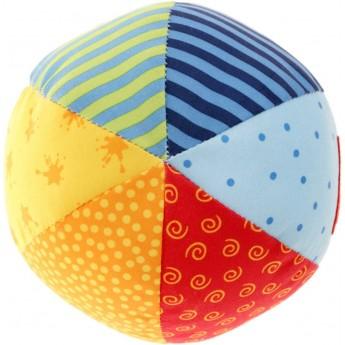 Piłka manipulacyjna dla niemowląt PlayQ, Sigikid