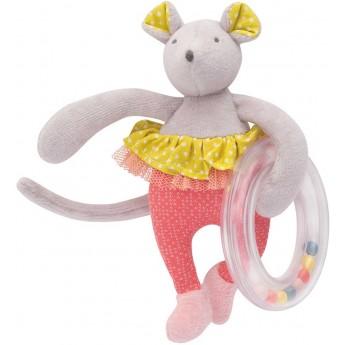 Grzechotka Myszka z kółeczkiem, Moulin Roty