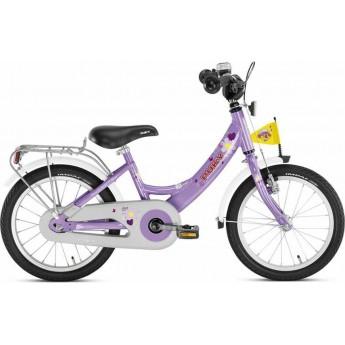 Rower ZL 16 Alu fioletowy, Puky