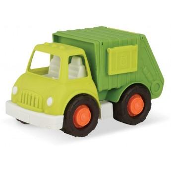 Śmieciarka duża ciężarówka zabawka, Wonder Wheels