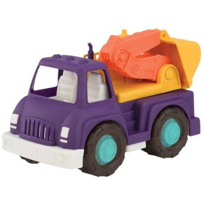 Ciężarówka z koparką, Wonder Wheels