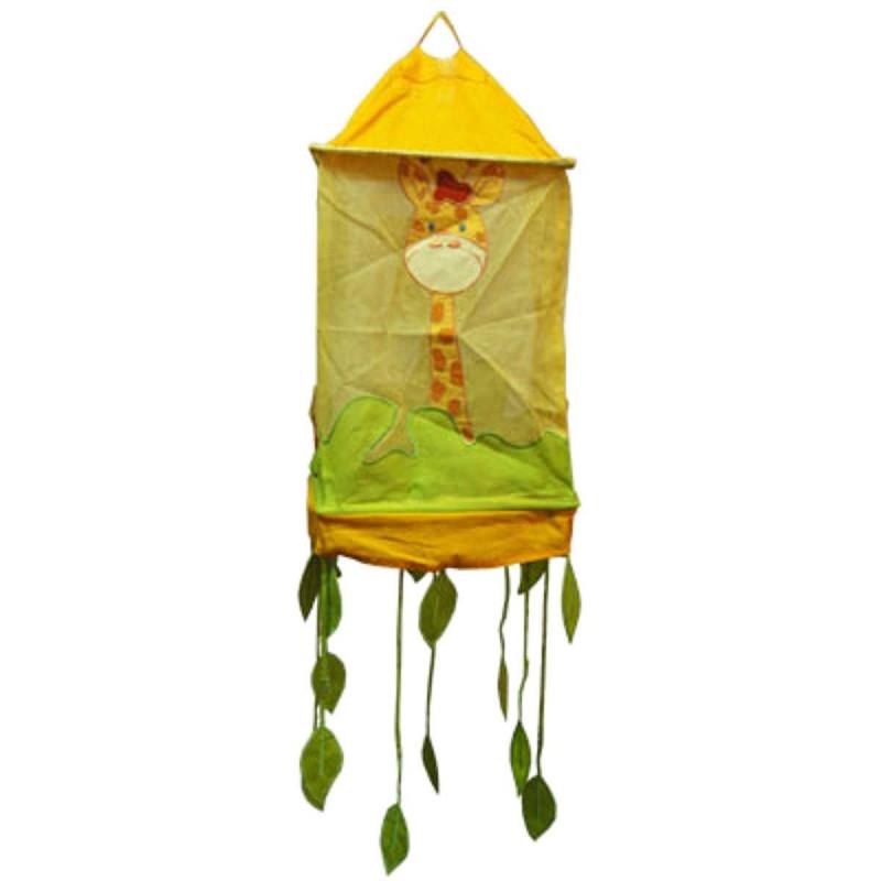Lampa wisząca materiałowa dla dzieci Sawanna, Titoutam