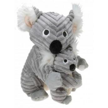 Miś Koala z młodym przytulanka 25cm, Les Petites Marie