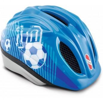 Kask rowerowy S/M niebieski (46-51cm), Puky