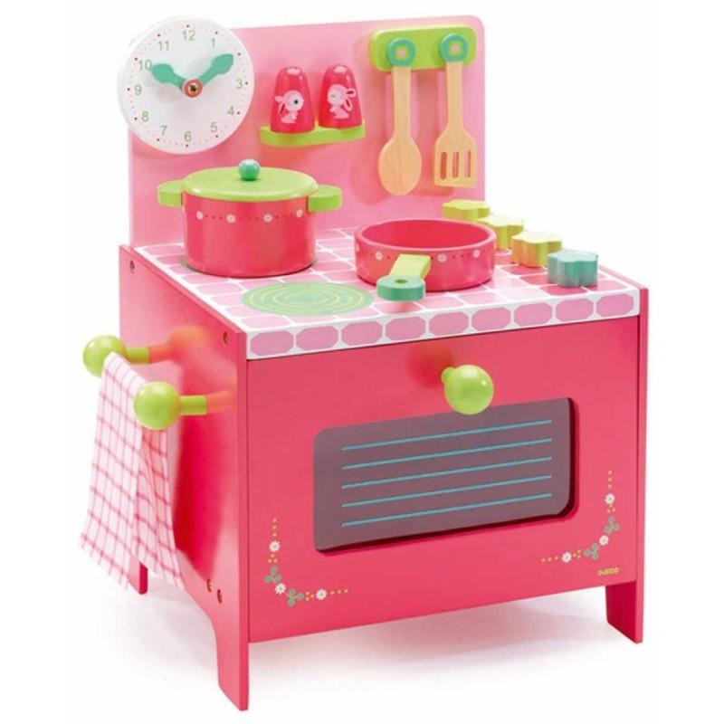 Kuchnia dla dzieci z akcesoriami Lili Rose, Djeco