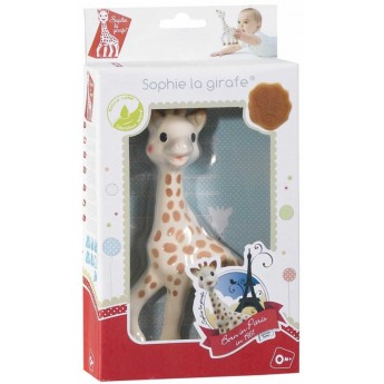 Gryzak Żyrafa Sophie Fresh Touch w pudełku, Vulli