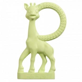 Gryzak zielony o zapachu waniliowym Żyrafa Sophie
