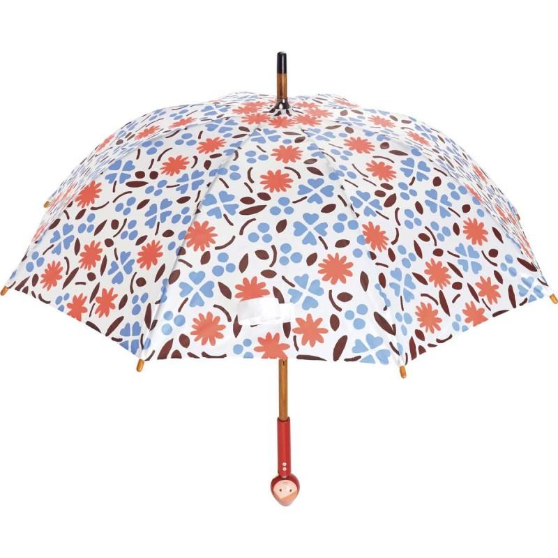 Parasolka dla dzieci drewniana Czerwony Kapturek -Shinzi Katoh, Vilac