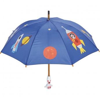 Parasolka drewniana dla dzieci Kosmonauta by Ingela P. Arrhenius, Vilac