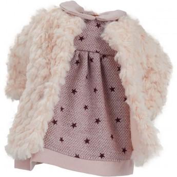 Ubranka dla lalek Minouche 34cm wzór Eline, Petitcollin
