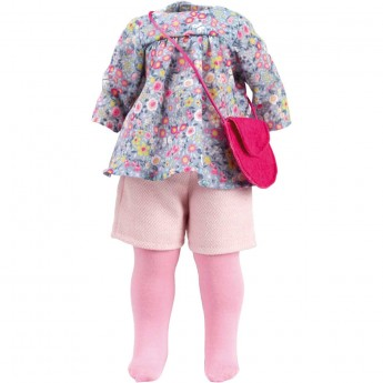 Ubranka dla lalek Marie-Francoise 40cm wzór Marceau, Petitcollin