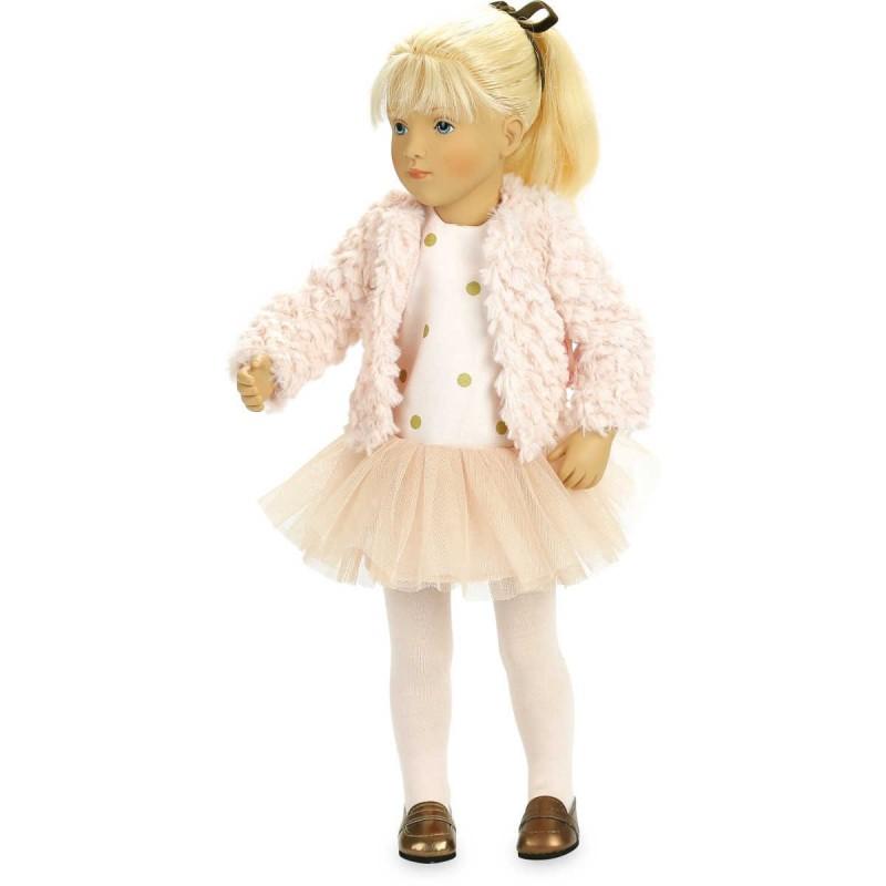 Lalka baletnica Julia 44cm kolekcja Starlette by S. Natterer, Petitcollin