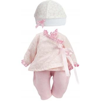 Ubranka dla lalek bobas 28-35cm wzór Cukierek, Petitcollin