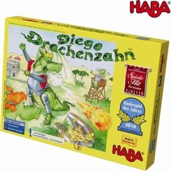 Smok Diego gra zręcznościowa, Haba