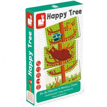 Gra memo pamięciowa Szczęśliwe Drzewo, Janod