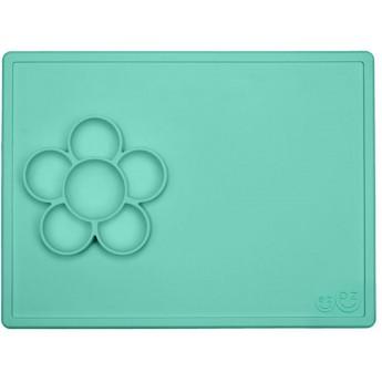 EZPZ Mata miętowa z pojemnikami do prac plastycznych Flower Play Mat
