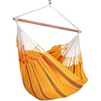 Fotel hamakowy Currambera Apricot bawełna, La Siesta
