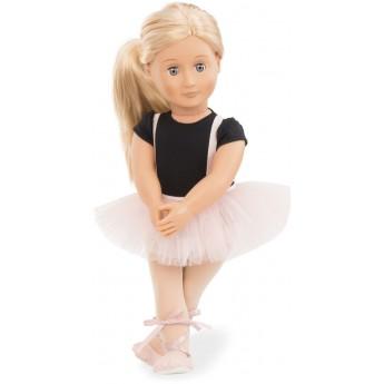 Lalka dla dzieci baletnica Violet Anna 46cm, Our Generation