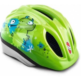 Kask rowerowy S/M zielony (46-51cm), Puky