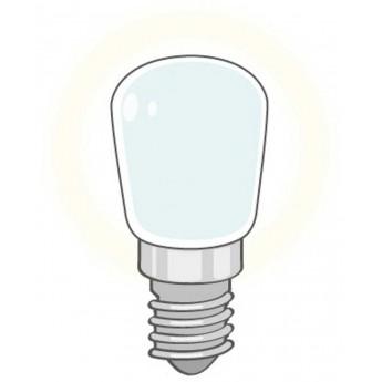 Świetlówka E14 12V 10W do lampionów Trousselier