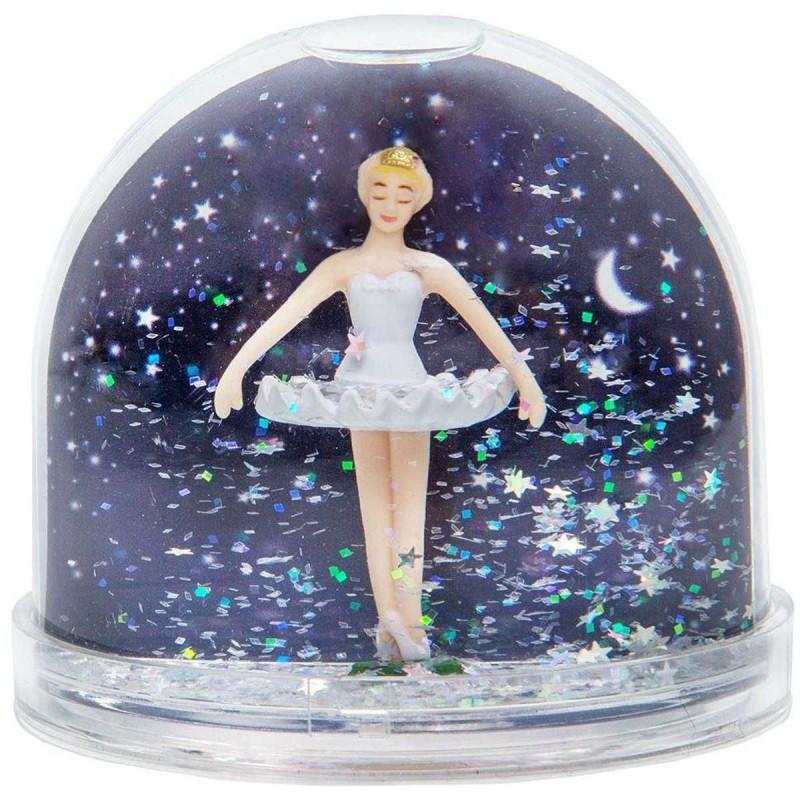 Kula śnieżna Baletnica z ramką na zdjęcie, Trousselier