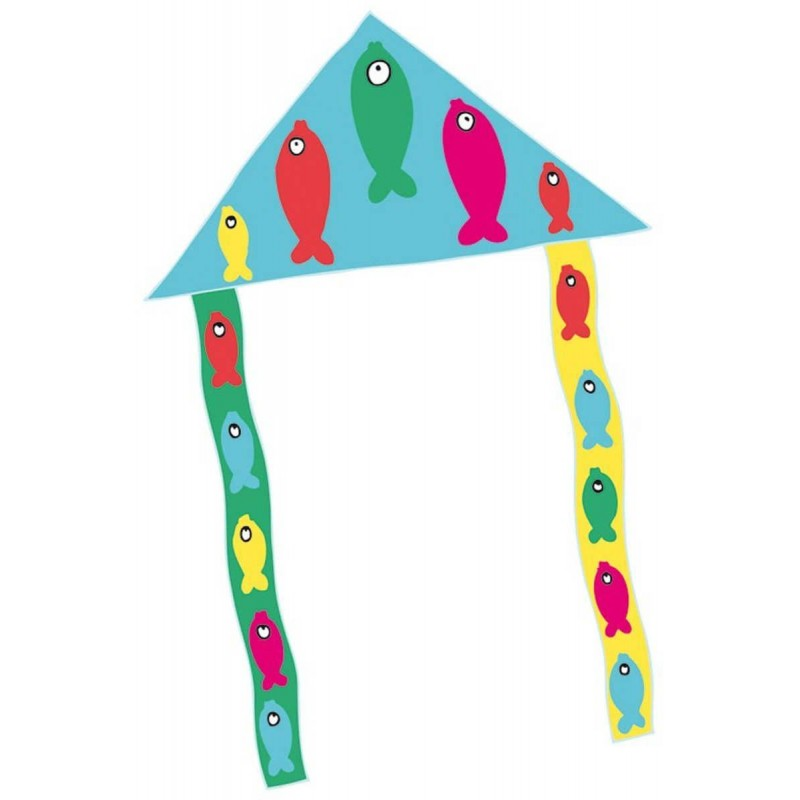 Latawiec dla dzieci Ryba, Petit Jour